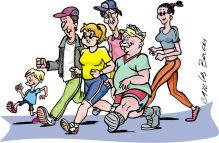 Caminhar 10 minutos por dia reduz risco de morte em 15%, diz serviço de saúde britânico