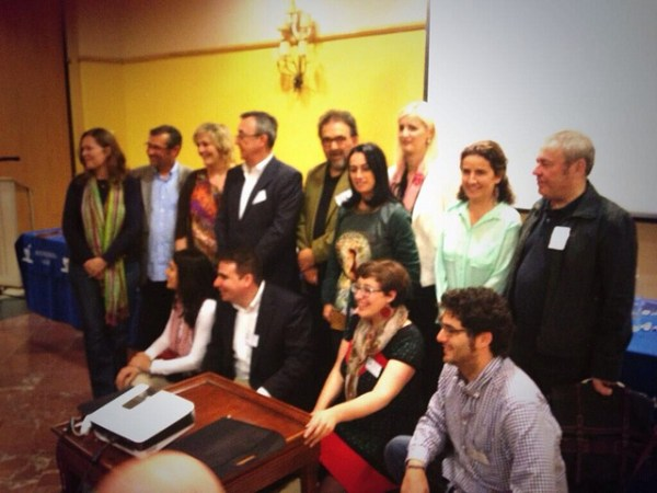 Colegio Profesional de Periodistas Andalucía