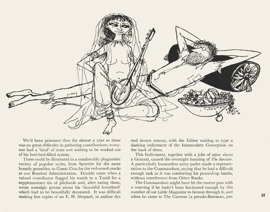 Ronald Searle / page 2