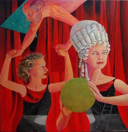 2014 Archibald Prize entry