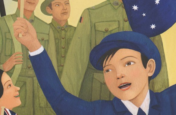 'Do Not Forget Australia' – out now in paperback
