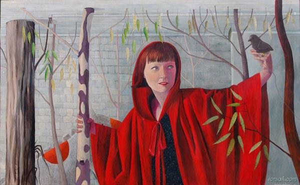 Basement Bird - Portrait of Anna Walker