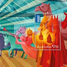 Christmas Stamps 2015