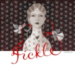 Fickle Mistress Wine Label