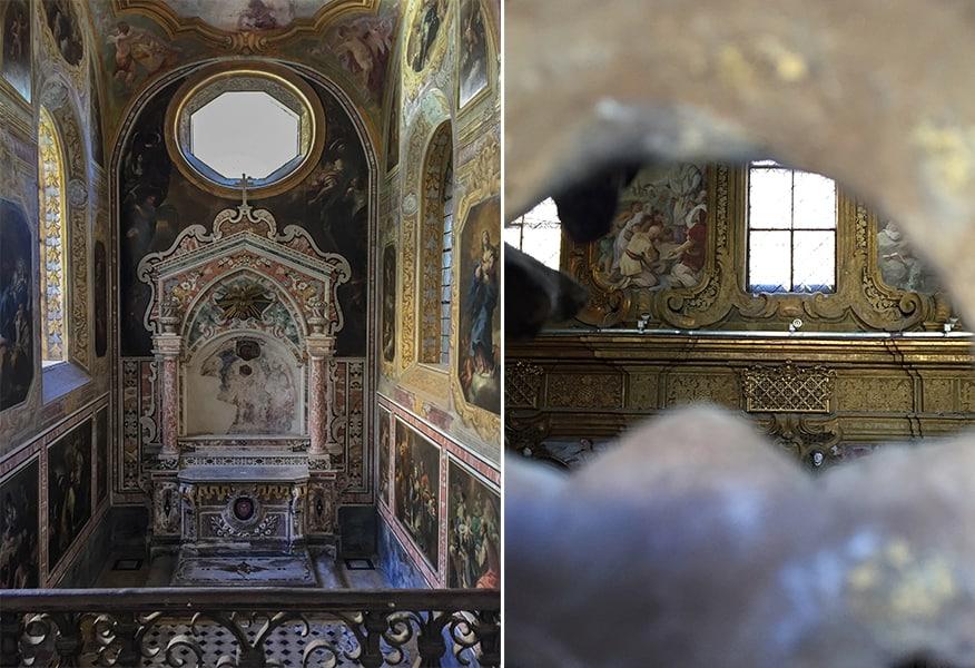 Napoli convento