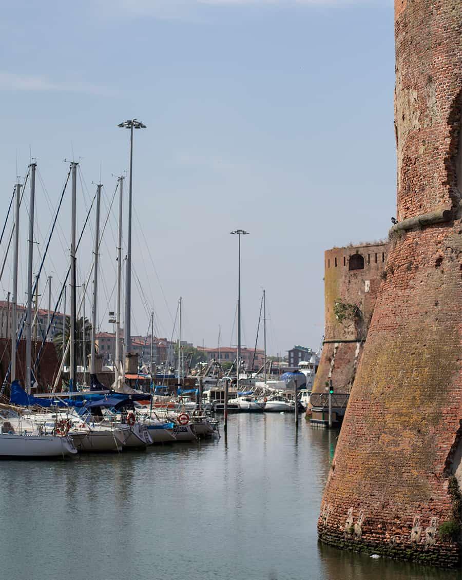 La Fortezza Livorno