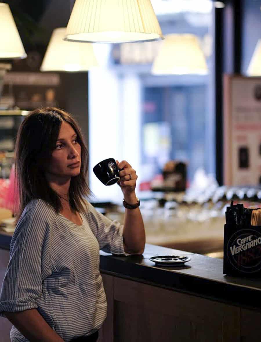 Sonia Paladini Caffè Vergnano