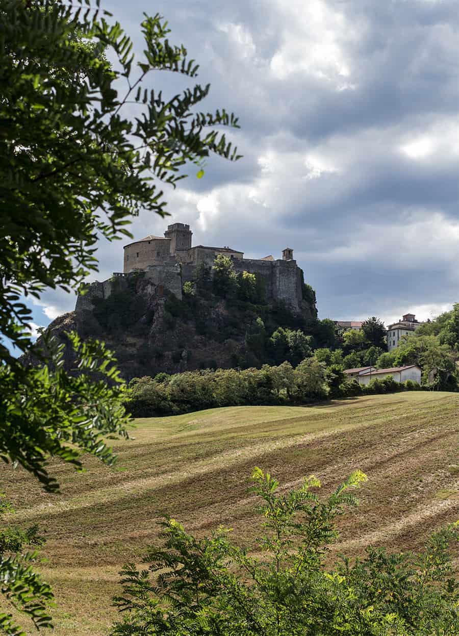 Castello di Bardi a Parma