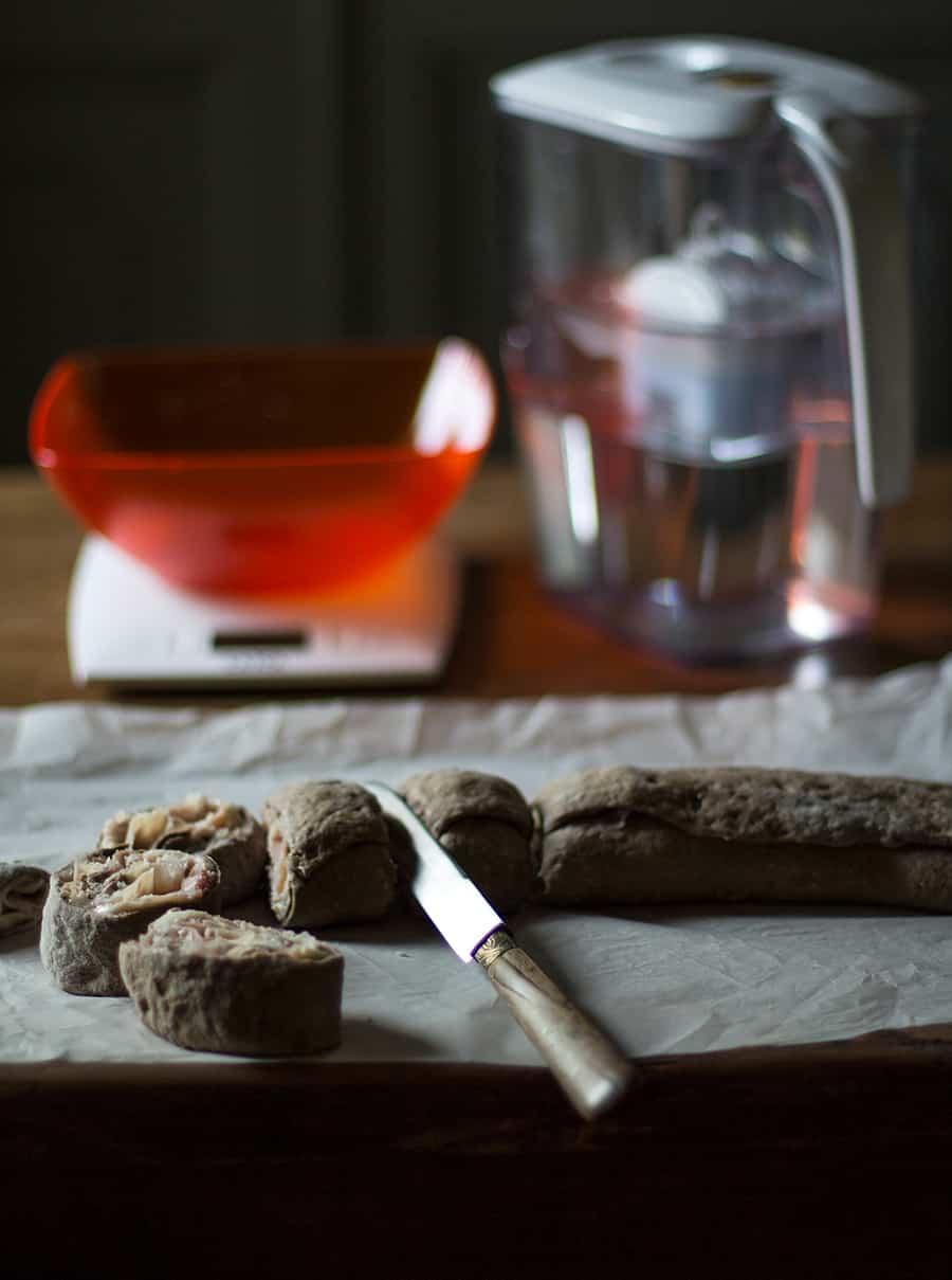 Girelle di pane
