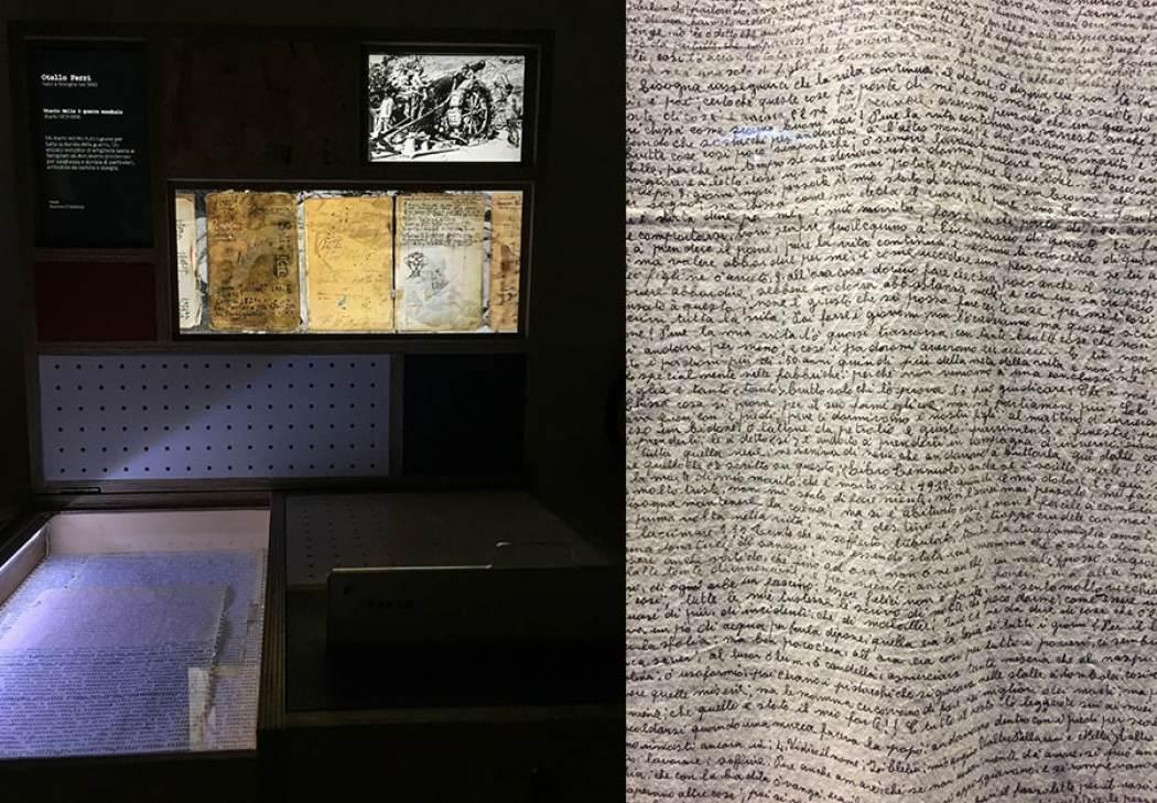 Piccolo Museo del Diario Pieve