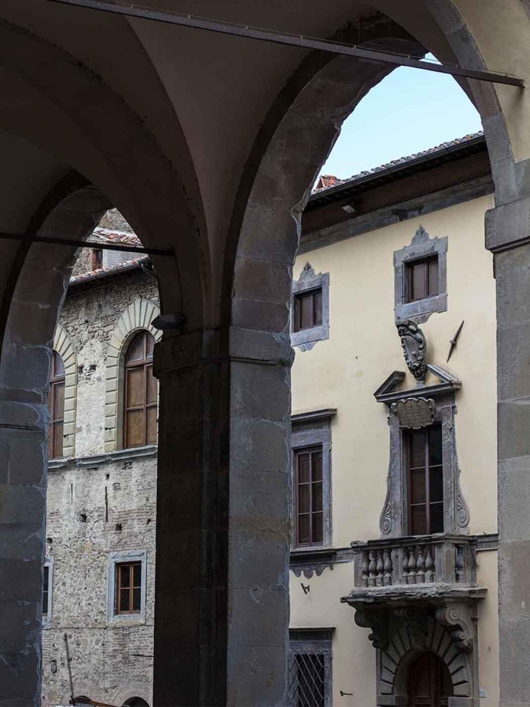 Sansepolcro Borgo antico