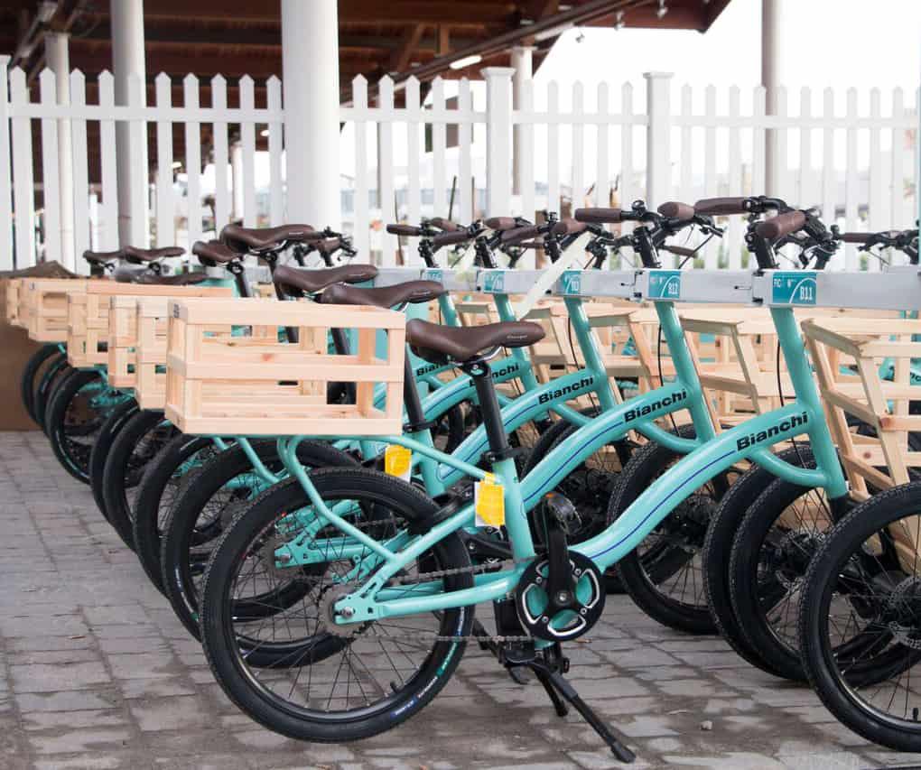 Biciclette Bianchi a Fico