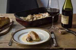 ricetta Pollo di Bresse al forno