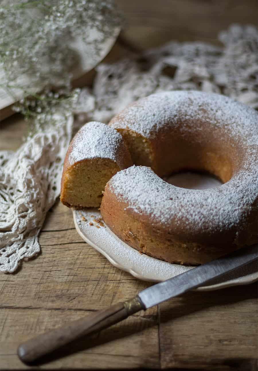 ricetta torta della nonna