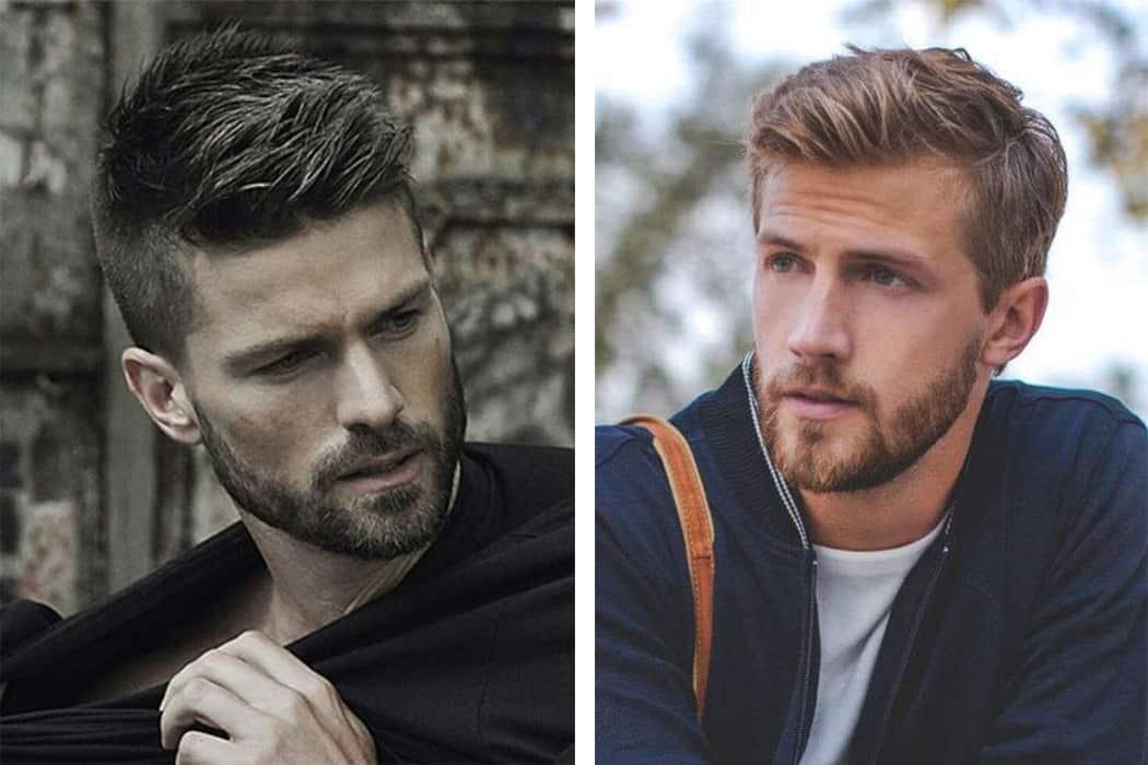 Consigli su taglio e colore capelli in un uomo