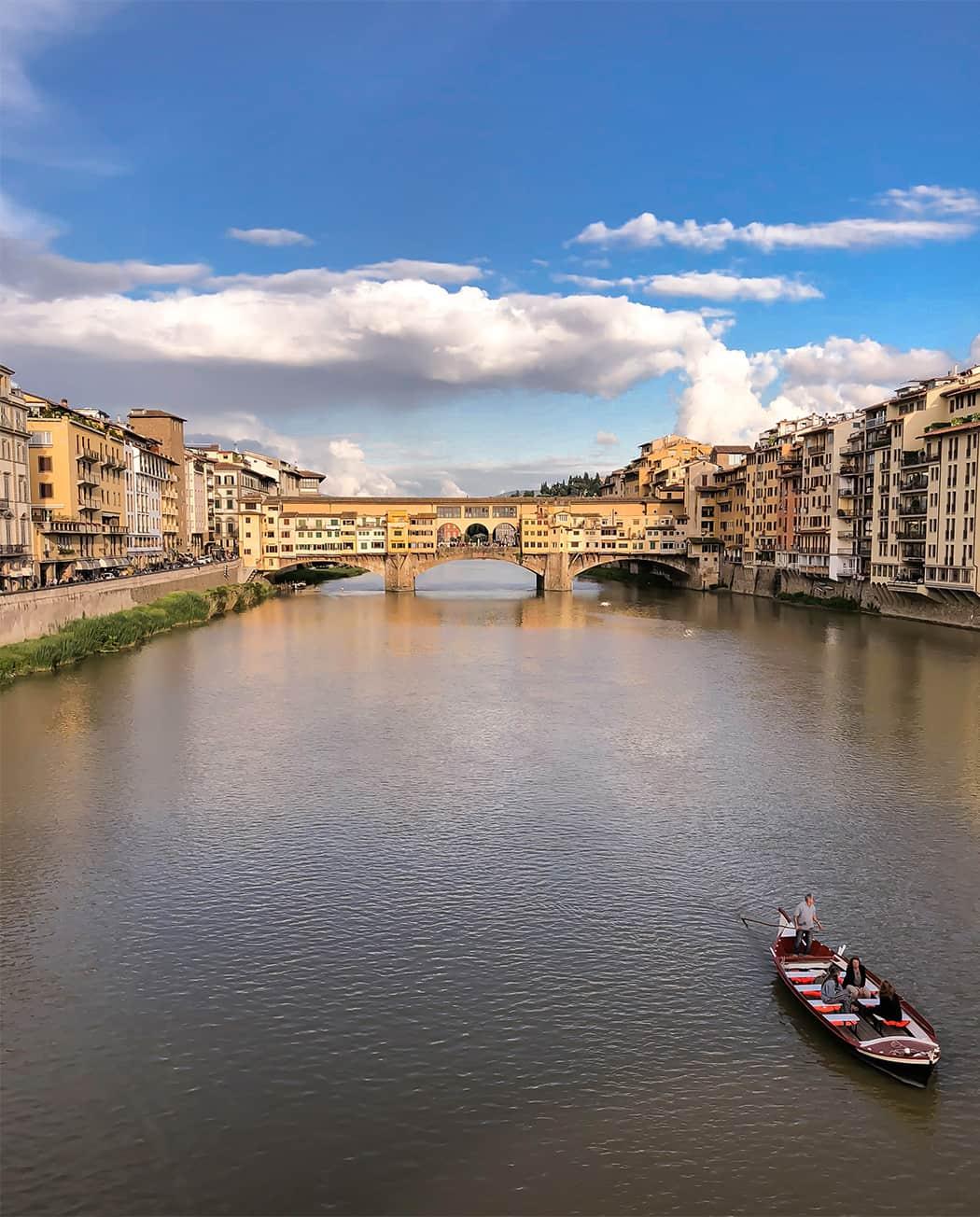 Firenze Ponte Vecchio Toscana