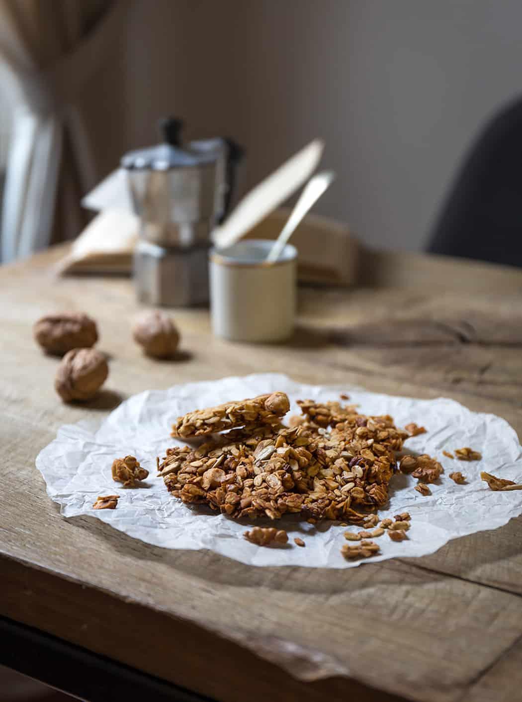 ricette granola per la colazione