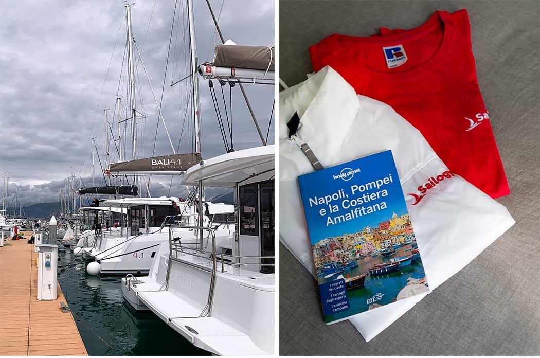 sailogy vacanza barca a vela catamarano