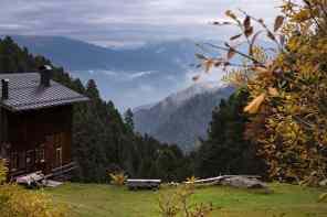 il panorama dell'Alto Adige