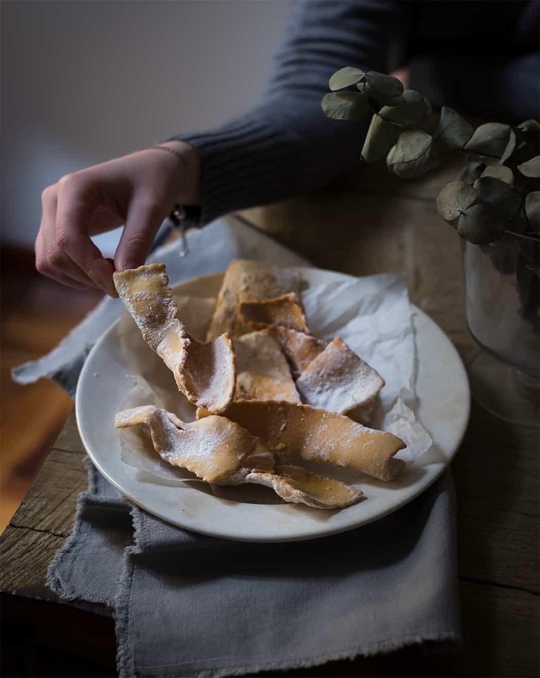 ricette frappe al forno