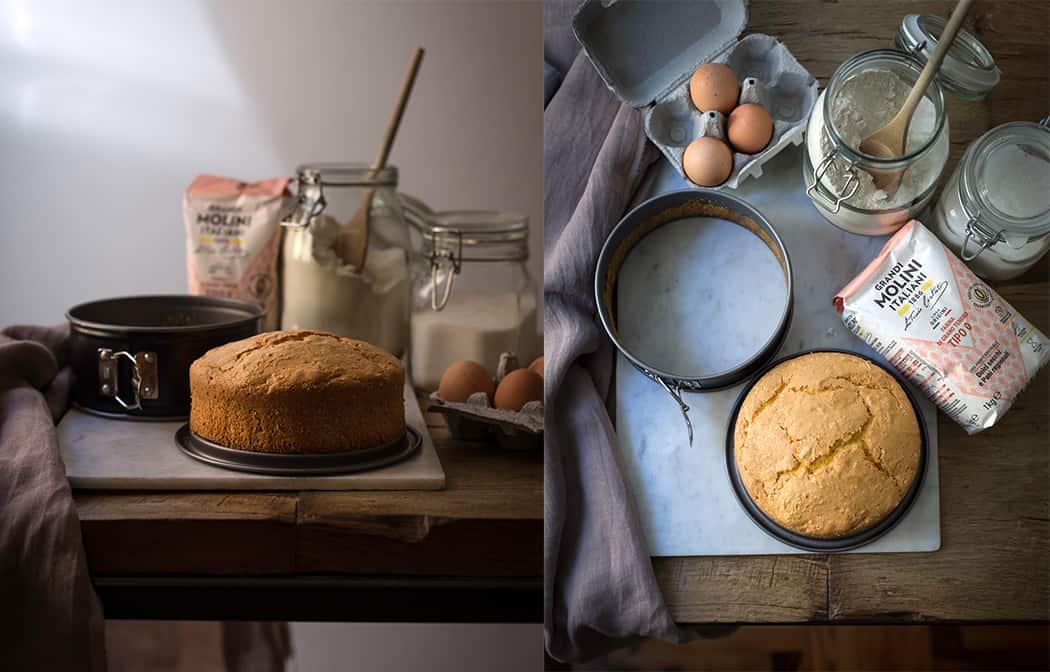 ricette pan di Spagna