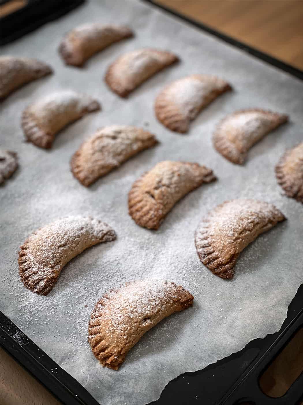 ricetta tortelli ripieni dolci