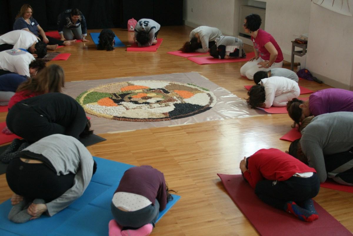 Insegnante yoga: esperienza e formazione