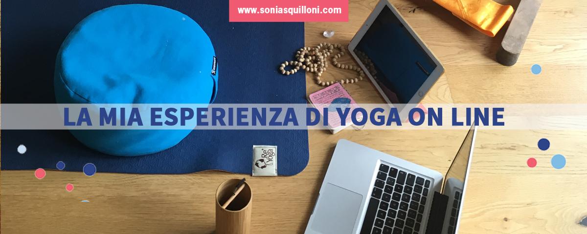 Yoga on line: lo yoga al tempo del coronavirus