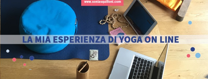 yoga on line sonia squilloni