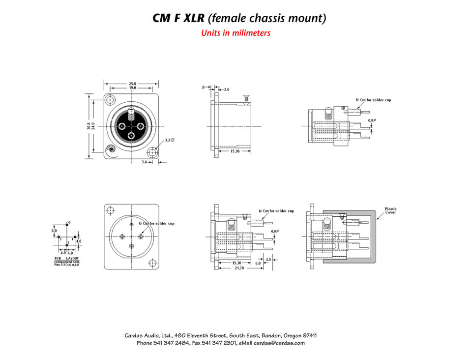 Cardas_CM_F_XLR drawing 960 xlr wire diagram dolgular com xlr microphone wiring diagram at n-0.co