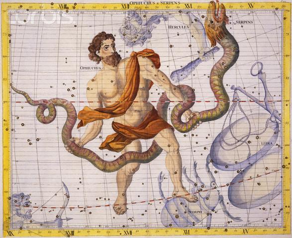 Zodiac secrets of Ophiuchus, 13th sign of the zodiac