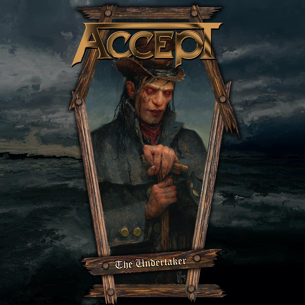 Accept Announces New Single The Undertaker To Be