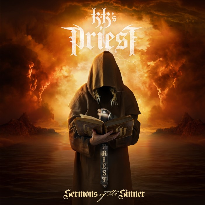 """KK'S PRIEST (Featuring DOWNING and OWENS) Shares Powerful Album Title Song """"Sermons Of The Sinner"""""""