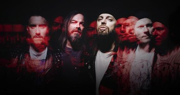 Listen to BULLET FOR MY VALENTINE Ferocious New Single 'Parasite' From Upcoming Self-Titled Album