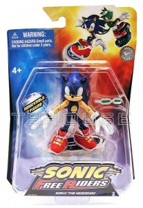 Sonic the Hedgehog, Sonic Free Riders action figure (US)