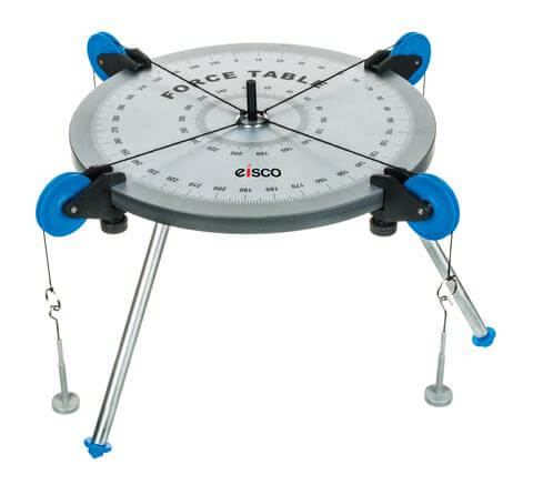 PH0347FT_large FORCE TABLE - ECONOMY 3-LEGGED, WEIGHTS NOT INCLUDED