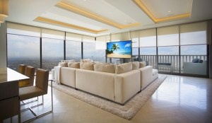 Distributed Audio & Video are part of a complete smart home system