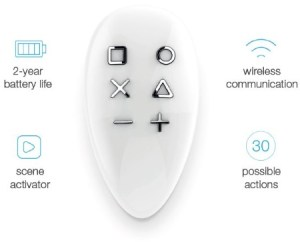 Fibaro Key Fob Smart Home Remote Control – 2 Year Battery Life, Wireless Communication, Scene Activator, 30 Possible Actions. Fibaro available from Sonic Systems Toronto and Vancouver Stores – Home Automation & Home Security Component