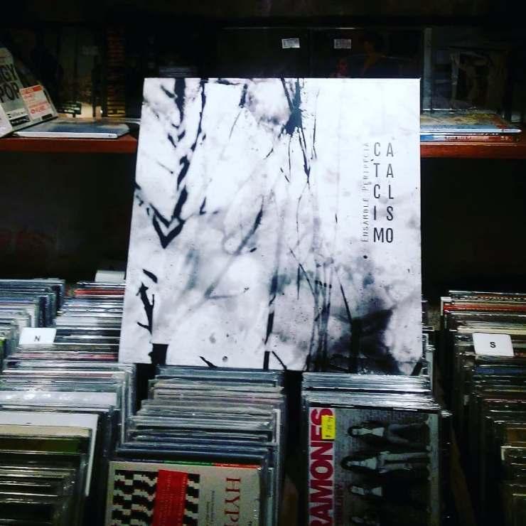 Cataclismo a la venta en Argentina en formato LP