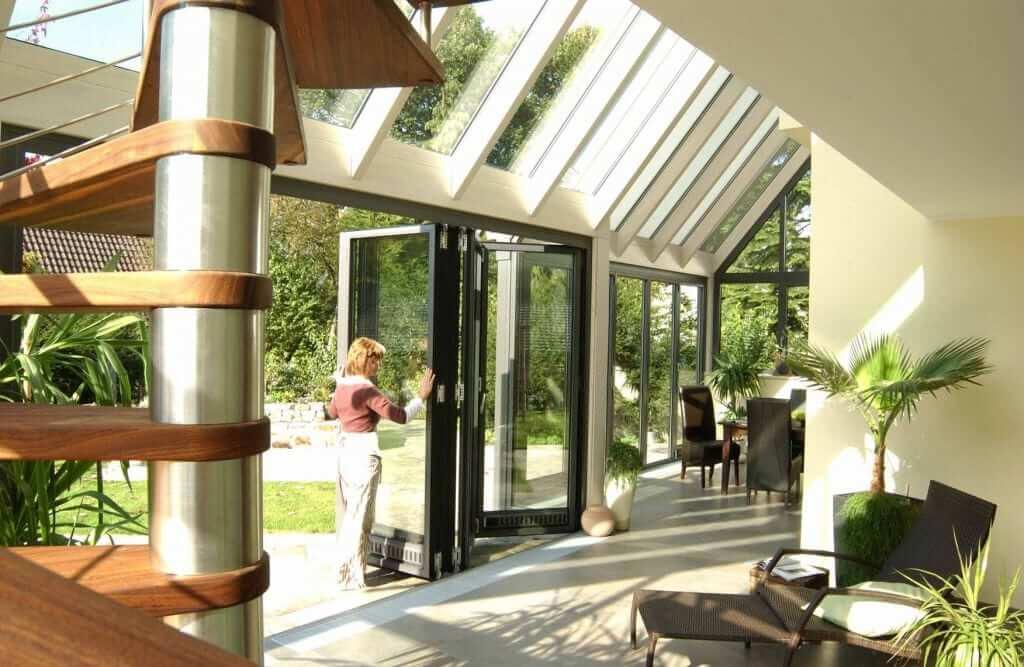 ᐅ Solarlux Holz Wintergarten Avantgarde Sonne Rundum Gmbh