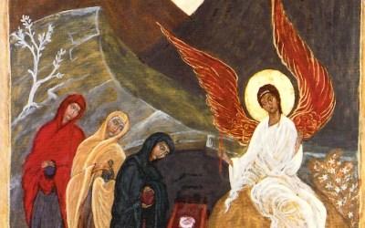 Christus ist auferstanden  Predigt von Pfarrer Claude Fuchs am Ostermorgen