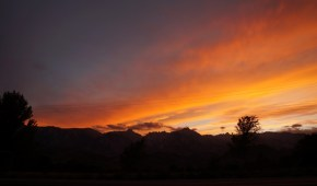 Immer wieder Sonnenuntergang