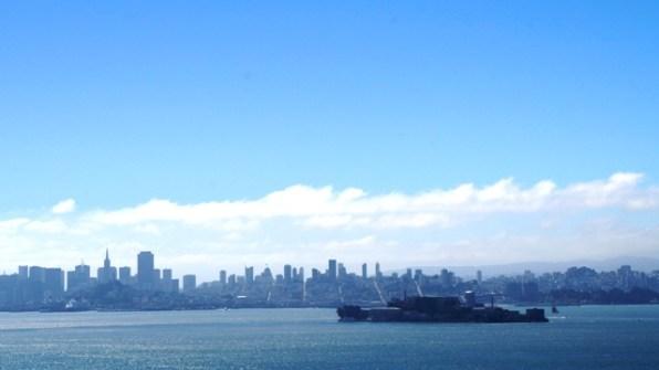 Alcatraz und die City