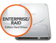 Enterprise RAID Edition Hard Drives