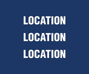 GPC – Location, Location, Location