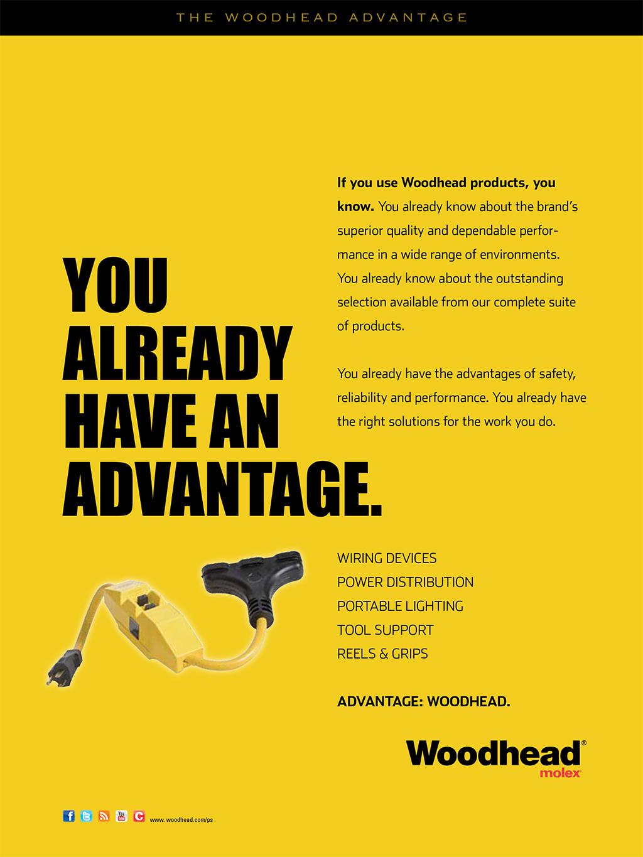 Woodhead Advantage