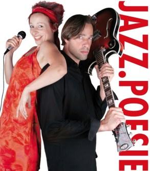 Plakat Jazz.Poesie / Sonni Maier