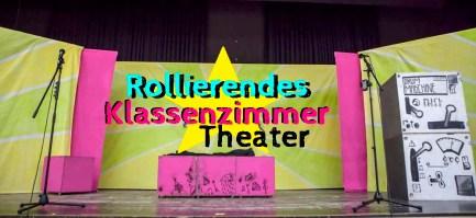 Rollierendes KlassenzimmerTheater - breit