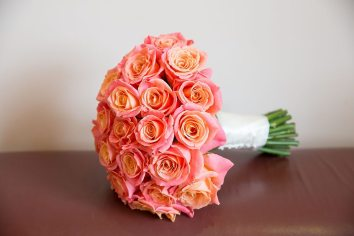 miss piggy bridal bouquet