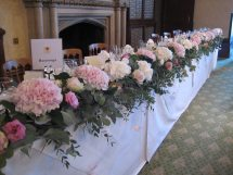 Long top tabe at The Elvetham